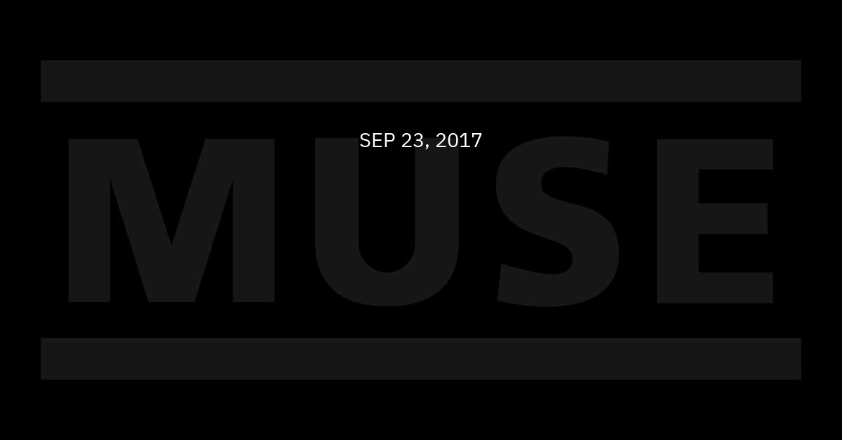 Muse Tour Recap Live At Life Is Beautiful Festival In Las Vegas Usa